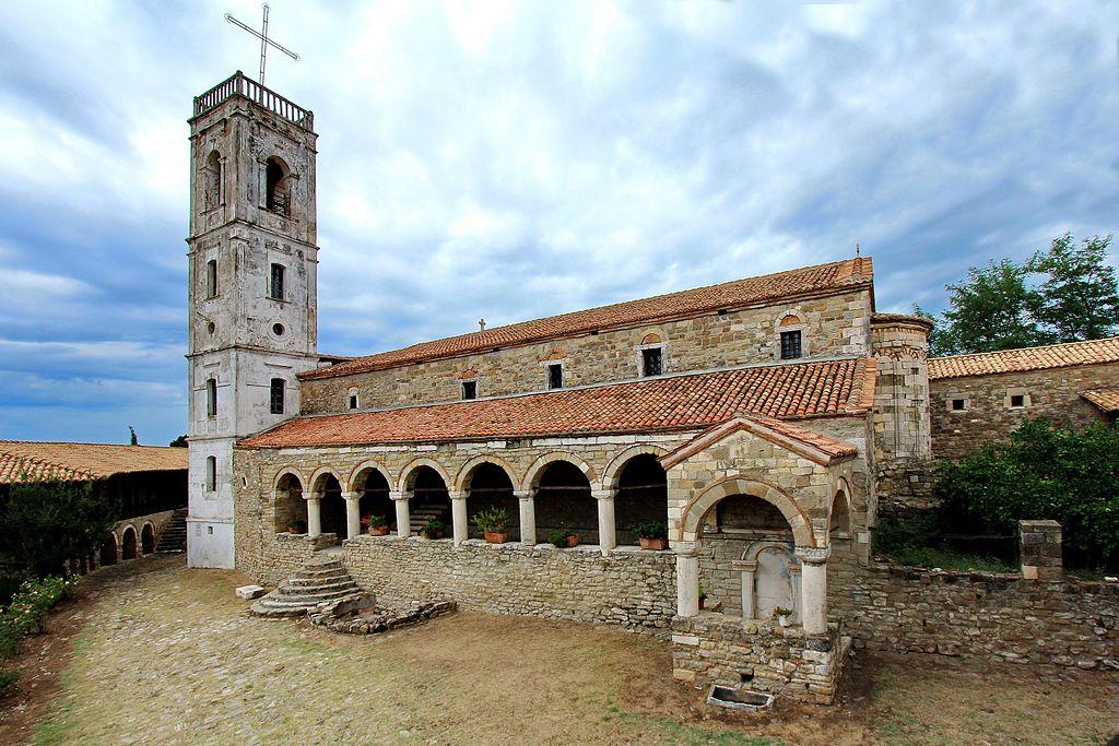 Ardenica Monastery Albania