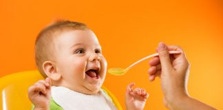 excitement after food can be mess making, keep a bib in the travel packing for kids