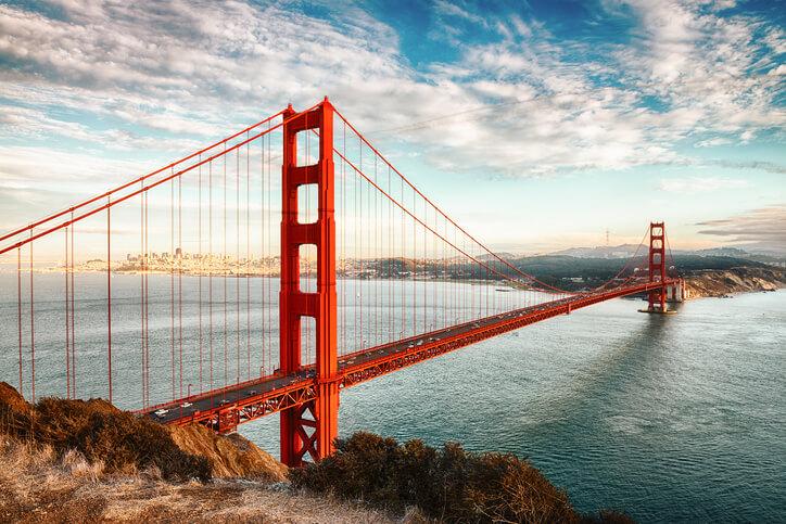 Golden Gate Bridge, San Francisco, CA - visit San Francisco