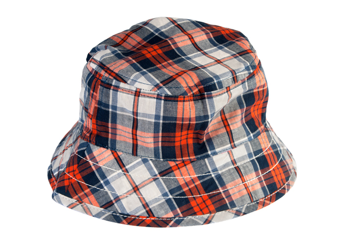 Bucket hat for summer travel