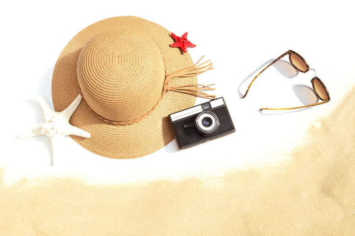 Panama hat for summers