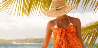 Sarong Beach outfit
