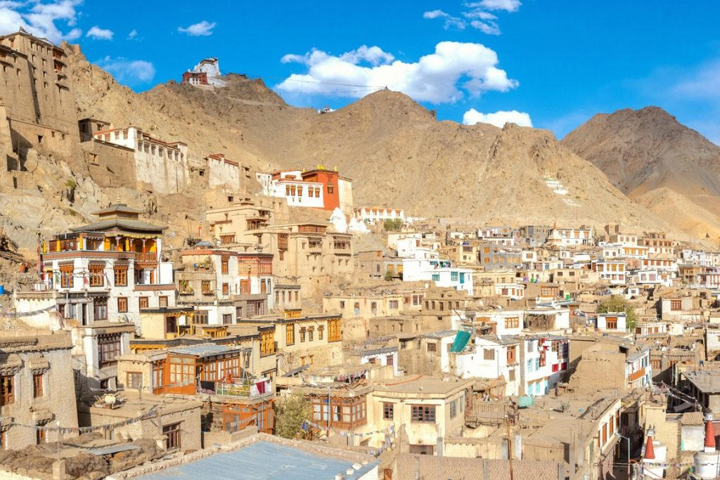 Old Town of Leh Ladakh travel guide