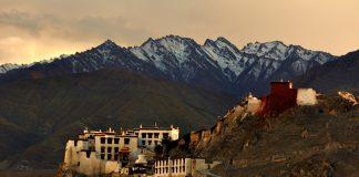 Spituk Gompa Ladakh tour