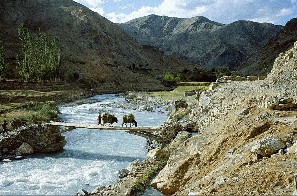 Ladakh Yapola Gorge Zanskar River