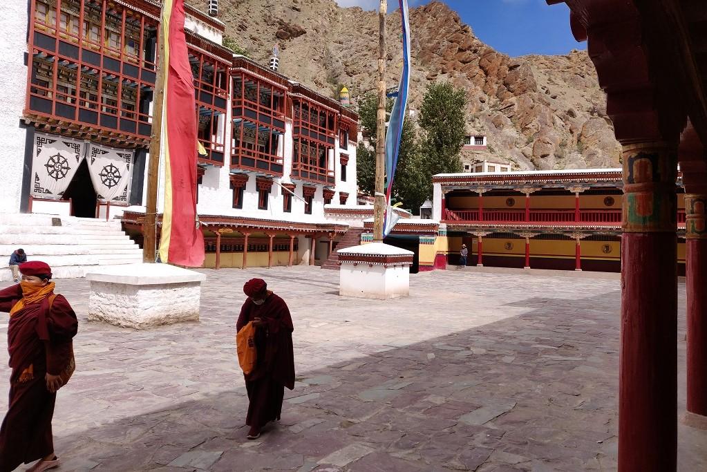 Hemis Gompa Ladakh Naropa Festival
