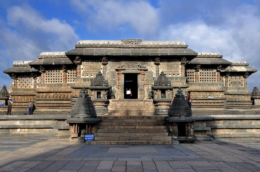 weekend rides from Bangalore,  Chennakesava-Temple-Belur