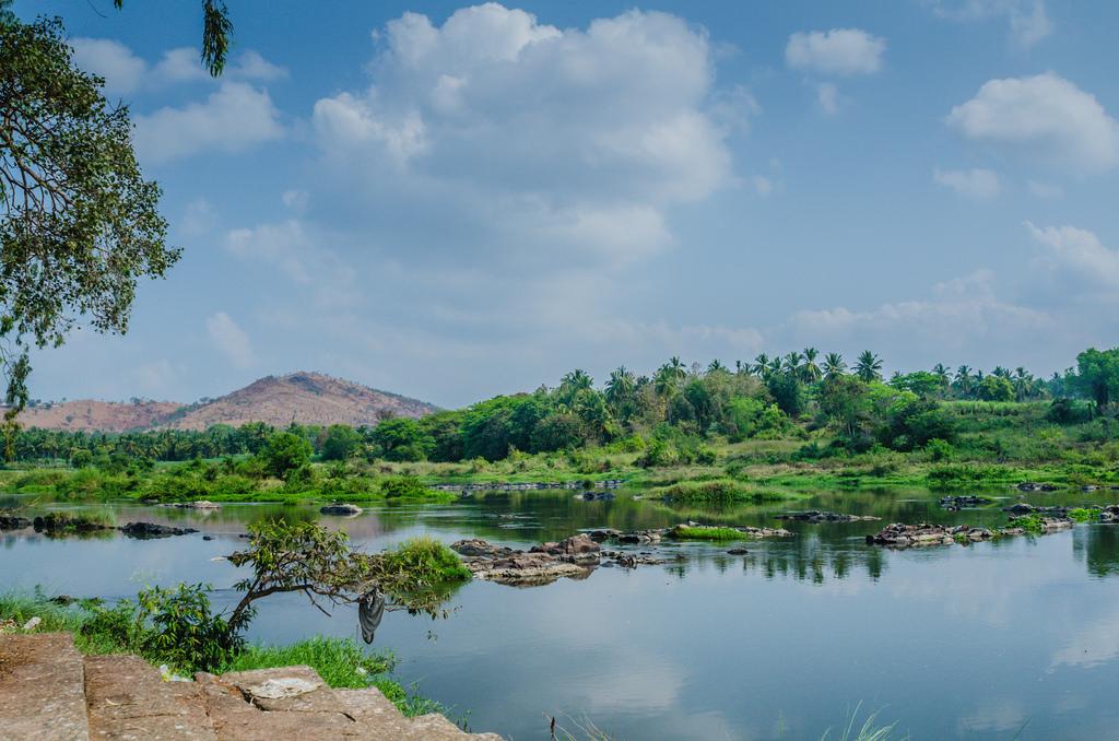 weekend drive from Bangalore to Srirangapatna