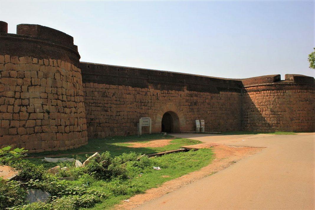 Devanahalli fort, near Bangalore