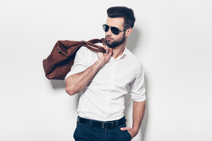 Ready to go spread collar shirts - Travel outfits for men