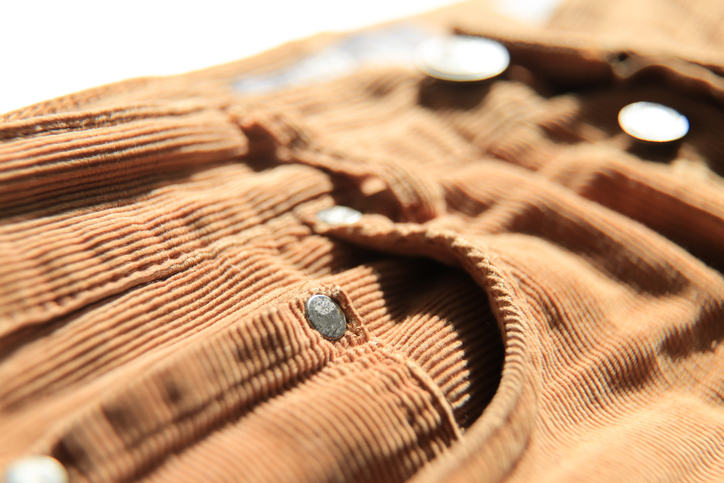 corduroy trousers for travel outfits for men