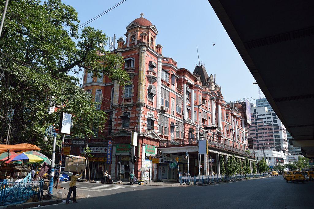 Chowringhee Road Kolkata