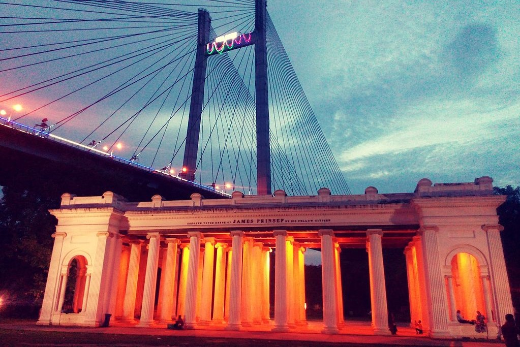 Prinsep Ghat Places To See In Kolkata
