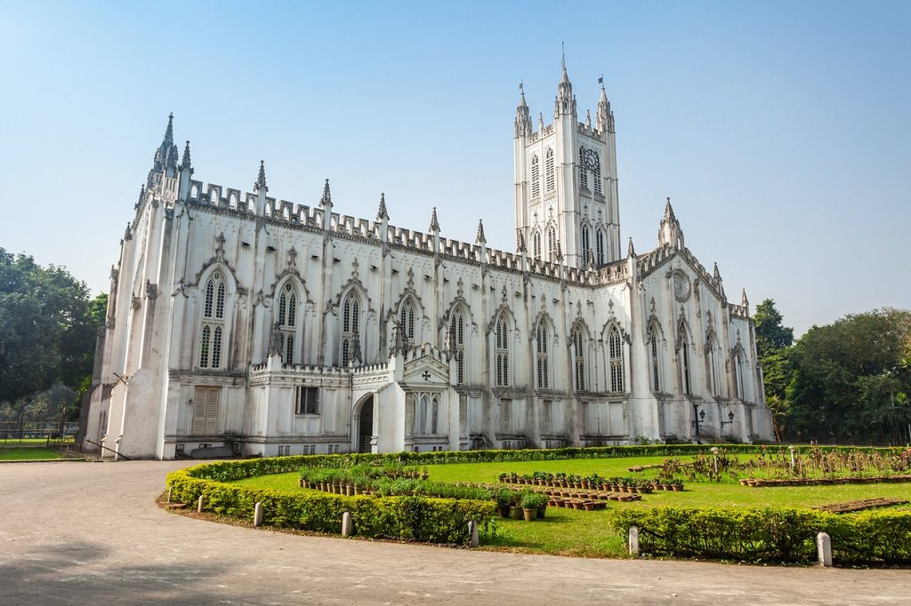 St. Pauls Cathedral is a Anglican cathedral in Kolkata, West Bengal, India. St Pauls Cathedral noted for its Gothic architecture.