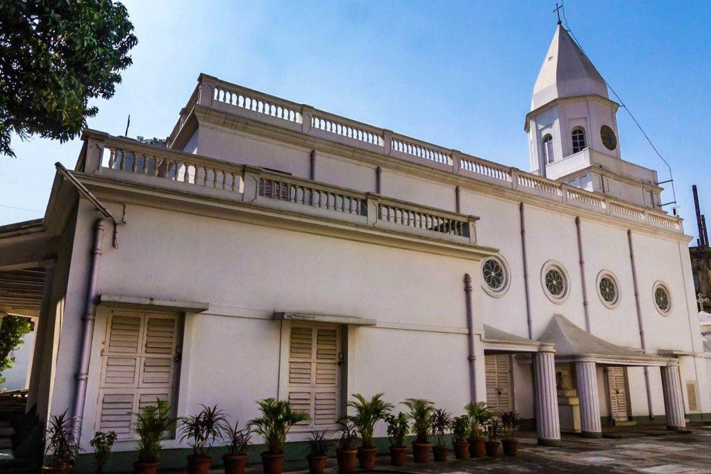 Places To See In Kolkata Armenian Church Dalhousie Kolkata