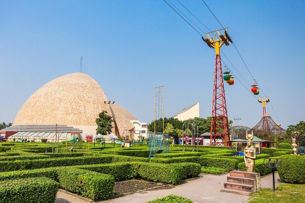 Science City is the largest science centre in India under National Council of Science Museums, Ministry of Culture, Government of India.