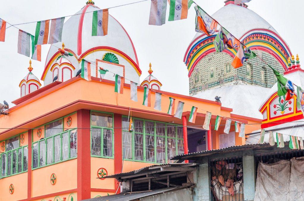 Kali Temple at Kalighat Kolkata