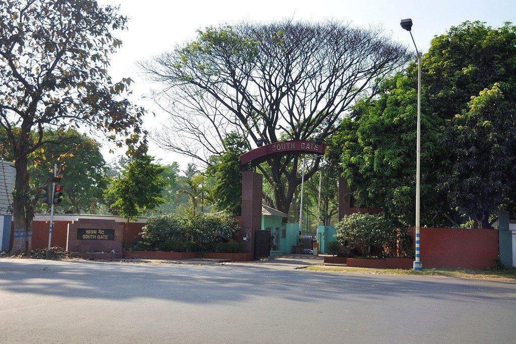 South Gate Fort William Kolkata