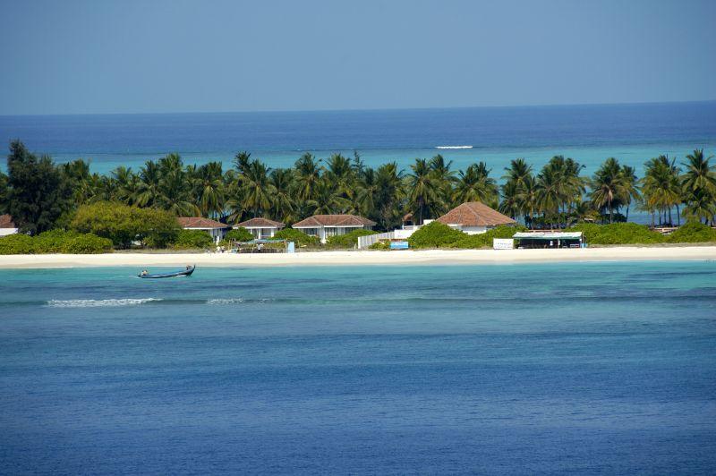 Kadmat an island of lakshadweep