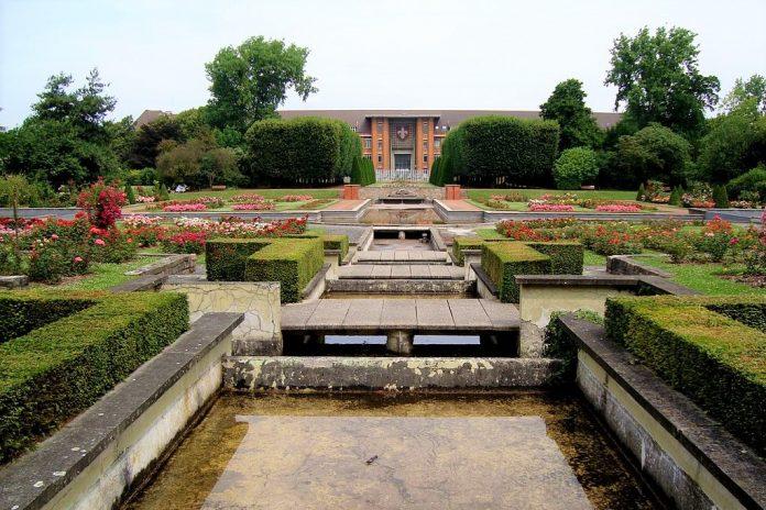 jardins des plantes lille
