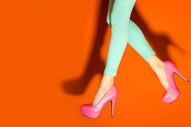 Perfect platforms for women wear