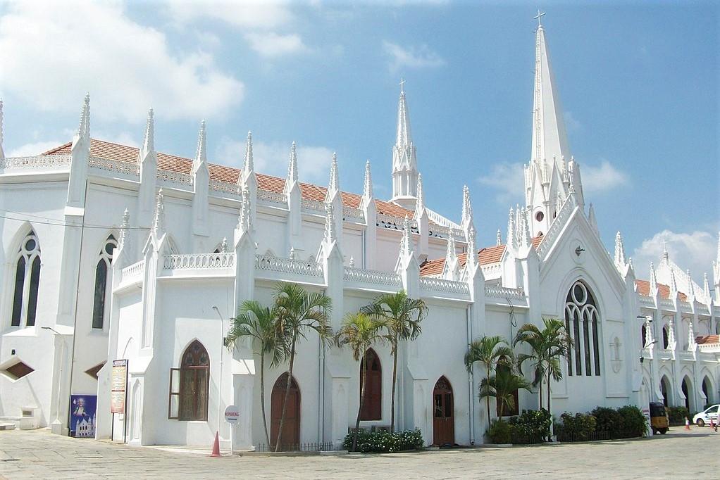 santhome-church-chennai