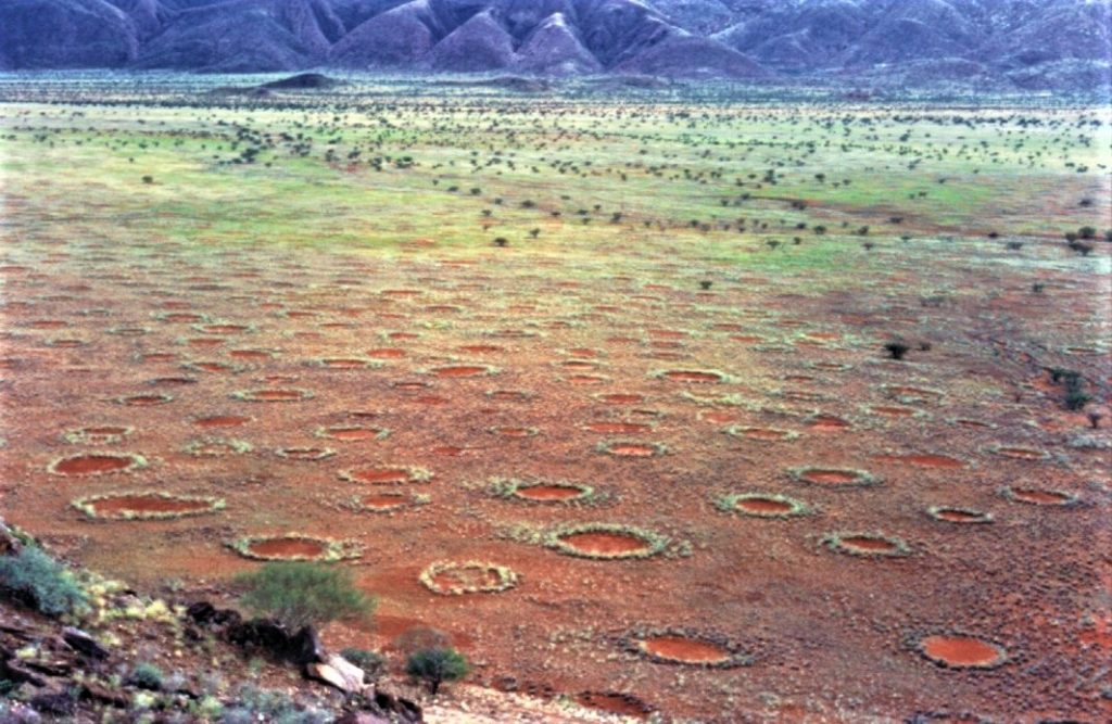 Fairy Circles Namibia, Mysterious Destinations
