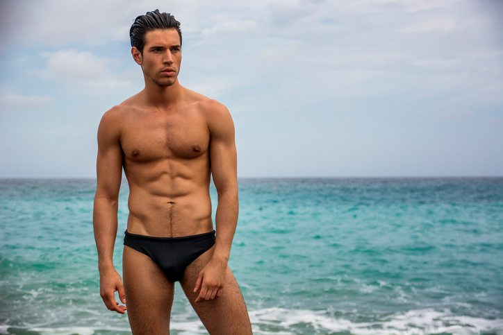Men's briefs swimwear