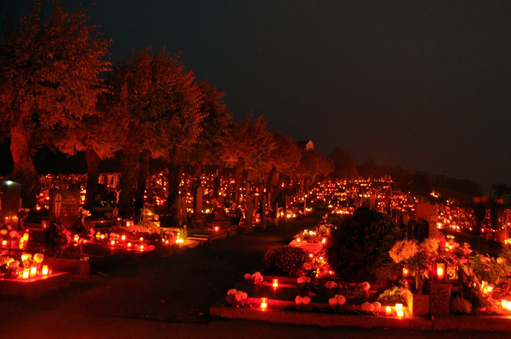 All Souls Day Belgium