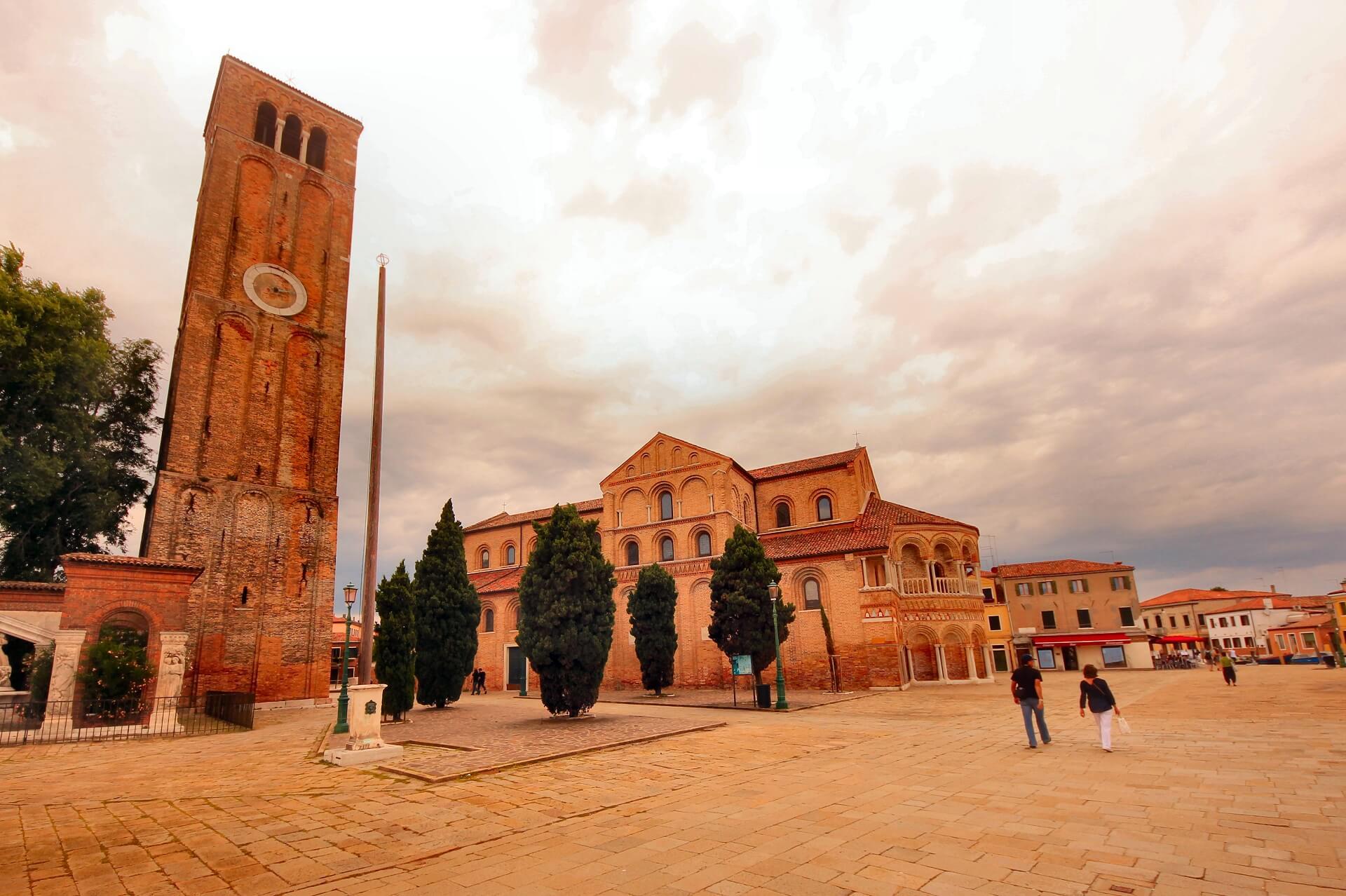Santi Maria e San Donato Murano - Venice on a budget