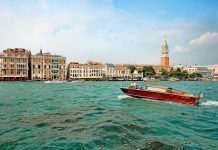 The canals in Venice - Venice on a budget