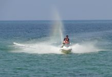 things to do in andamans Rajiv Gandhi Water Sports Complex