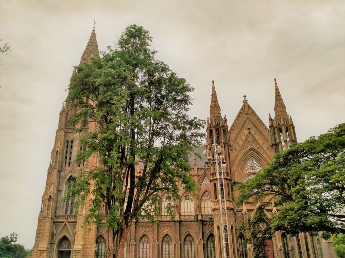 Cathedral of St. Philomena, Mysore