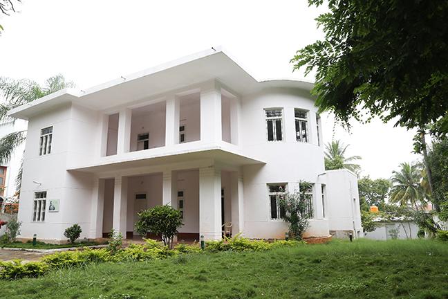 R K Narayan House, Mysore, India