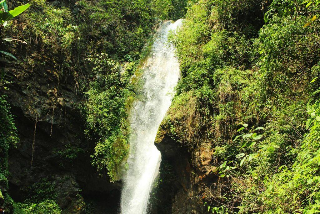Kanchenjunga Waterfalls, Pelling, Sikkim