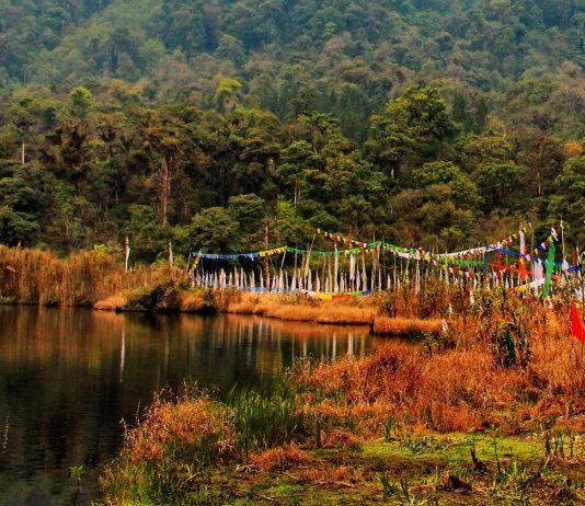 Khecreopalri Lake in Pelling, West Sikkim