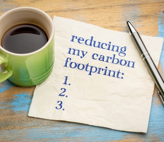 Carbon footprint list