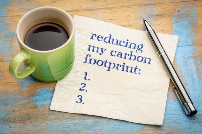 Carbon footprint list