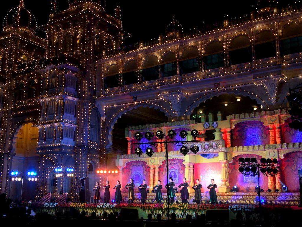 Dussehra Celebration at Mysore Palace, Dussera Destinations