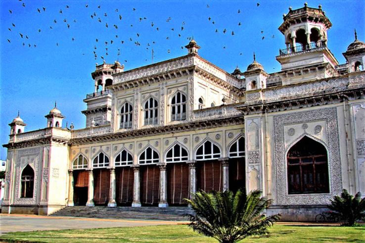 Chowmahalla Palace, royal palaces in india