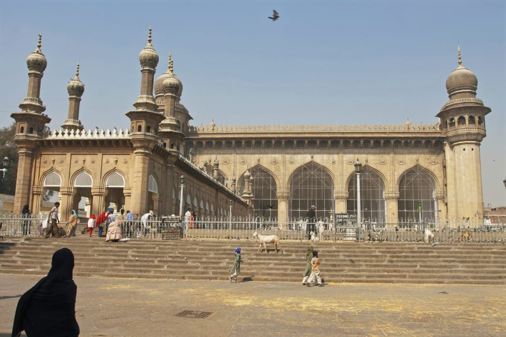 Mecca Masjid, Hyderabad, India