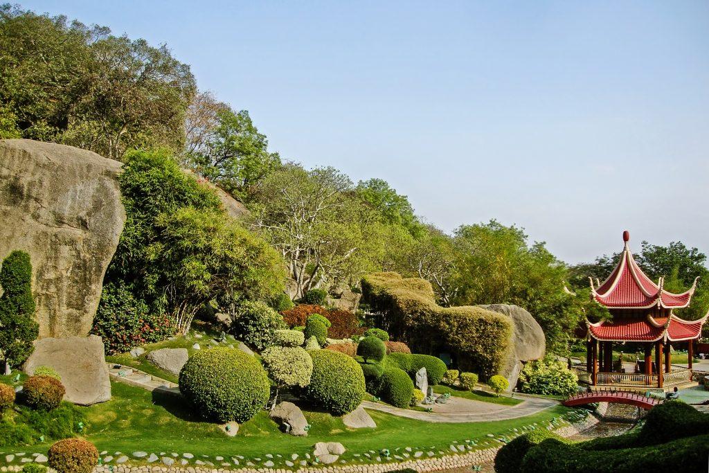 Ramoji Film City Garden
