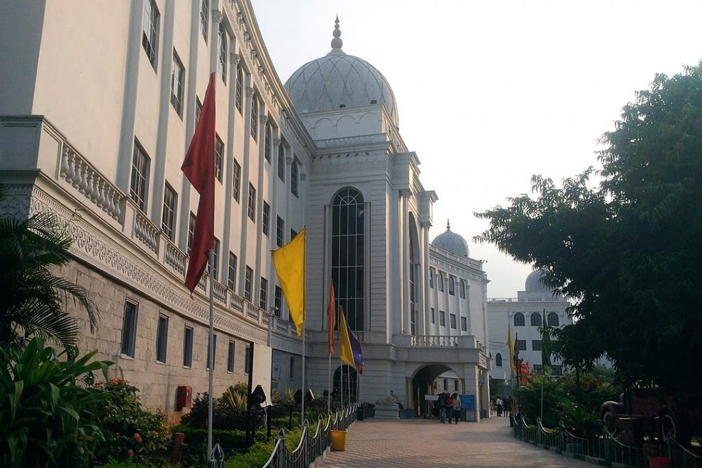 Salar Jung Museum - Hyderabad in 4 days
