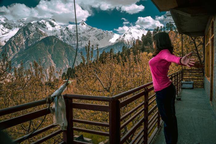 Kinnaur, Near Reckong Peo, Spiti, Himachal Pradesh