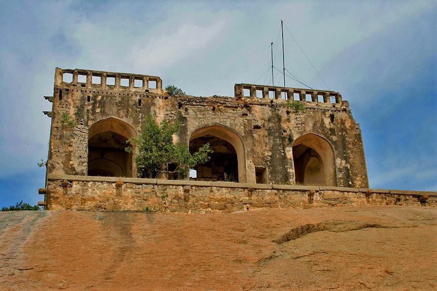 Bhongir-Fort Nalagonda