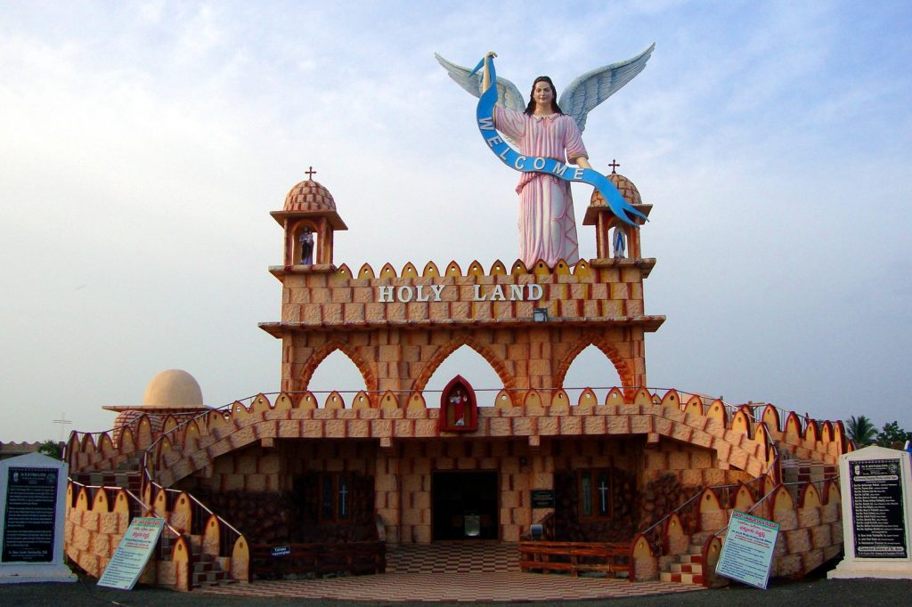 Eluru-Holy-Land, road trips from Hyderabad