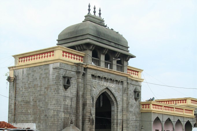 Tujapur temple