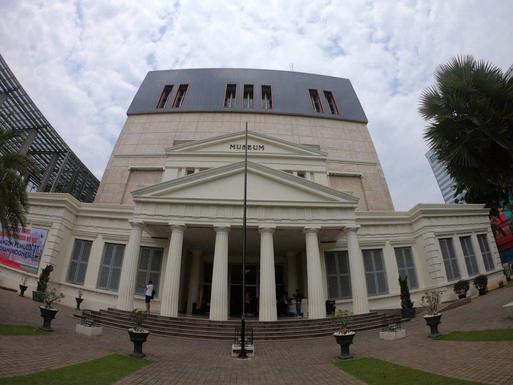 Museum building in Jakarta
