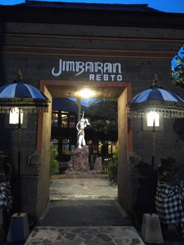 Jimbaran restaurant in Jakarta