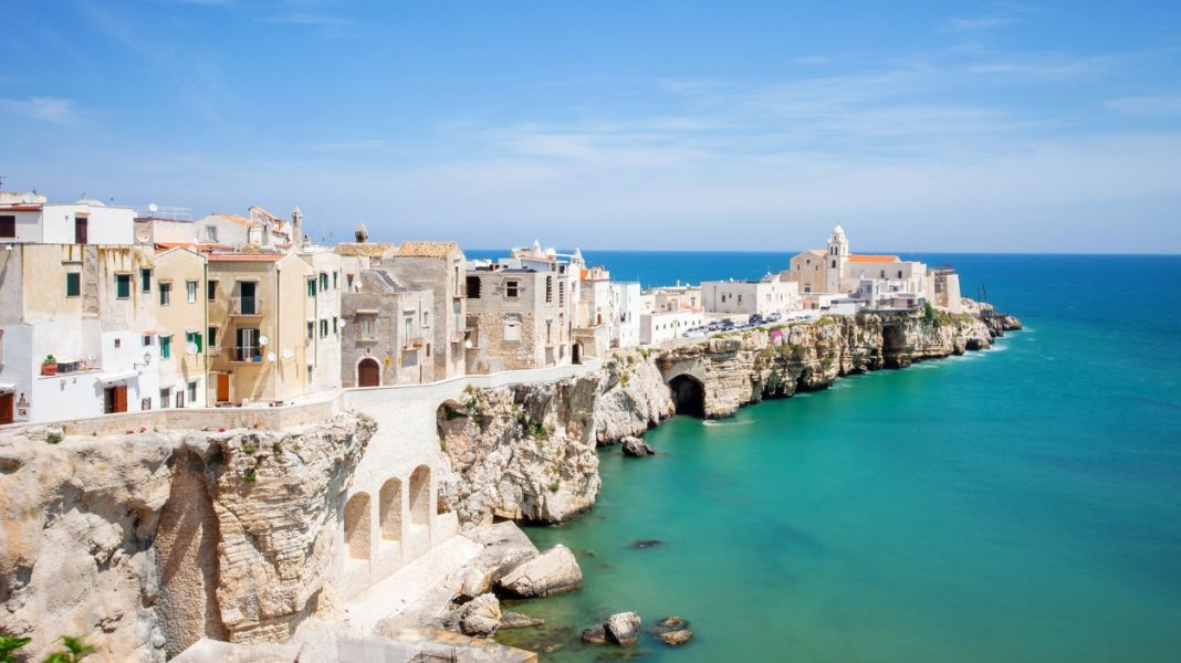 Italian Village of Vieste, Southern Italy, italy travel tips